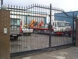 Ref: CO009 Cantilever Gate Ideal for Concrete Drives