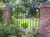 Ref: RA008 Arch Top Fence Panels