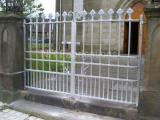 Ref: RE004 St Mary's Church Gate, Rochdale, Restored