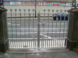 Ref: RE005 St Mary's Church Gate, Rochdale, Restored