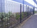 Ref: CO005 Panelled Mesh Security Fencing