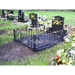 Ref:  RA024 Railings, Fencing for Gravesites and Gravesides